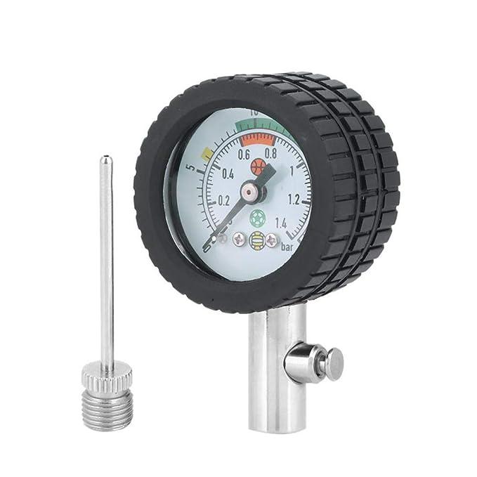 housesweet Reloj de Aire con indicador de presión de balón de ...