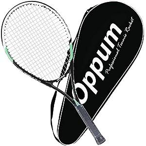 מחבט טניס מקצועי ואיכותי מסיבי פחמן למכירה כולל כיסוי למכירה רק באתר טניסנט !