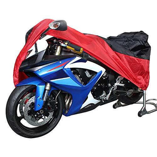 Sruma - Motorcycle Cover Waterproof Outdoor Uv Protector Bike Rain...