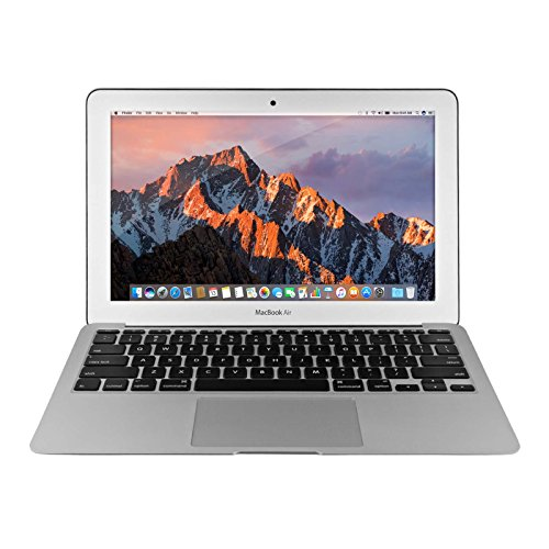 What is the Refurbished MacBook Air inch Glossy? The MacBook Air is a mid-range Mac laptop that offers all the perks of an Apple computer, in a lightweight shell and at entry level prices. This version of the MacBook Air is equipped with a inch glossy screen that displays deeper colors with excellent contrast and clarity.
