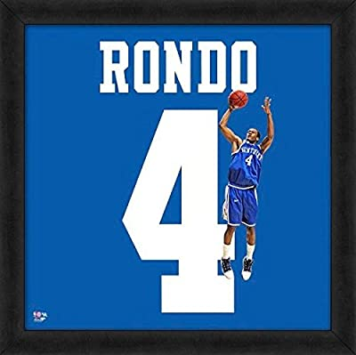 Rajon Rondo University of Kentucky Wildcats Jersey Uniform 20x20 Framed Photo