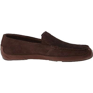 OluKai Akepa Moc Kohana - Mens Casual Shoes Sienna/Sienna - 9