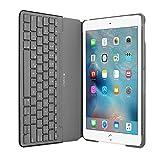 Logitech Canvas Keyboard Case for iPad Air 2 - Black UK Layout