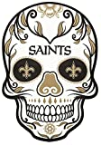 Applied Icon, NFL New Orleans Saints Large Skull Primary Decal