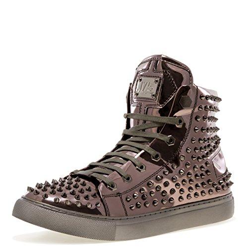 Fashion Jump Mid 11 D Top Silver Zircon Sneaker Mens US J75 by 5Ywq1pxxO