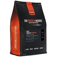 The Protein Works Diet Vegan Protein, Chocolate Silk, 500 g