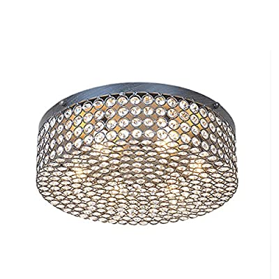 Jojospring Berta 6-light Flush Mount Chandelier