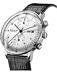 Men's Automatic Watch Multi-Function Mechanical Watch Dual Time Analog Wristwatch Calendar Casual Dress Watches...