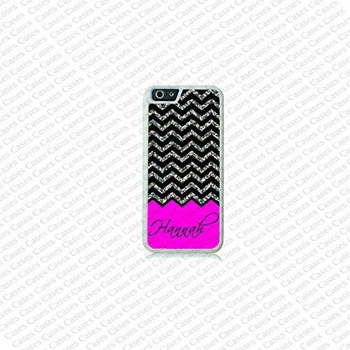 Krezy Case Chevron Monogram iPhone 6 Case(Not a real glitter),Monogram iPhone 6 Cover, Custom iPhone 6 Cases,...