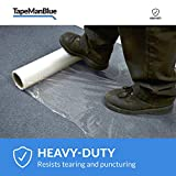 "Carpet Protection Film 36"" x 200' roll. Made in The"