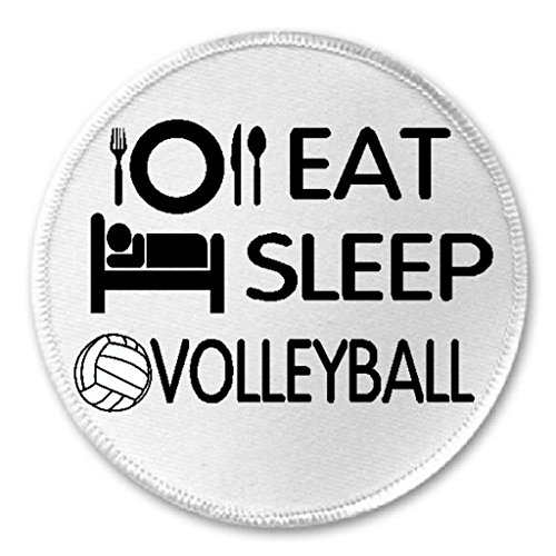 Eat Sleep Volleyball - 3