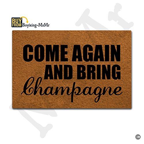 Door Champagne - 3