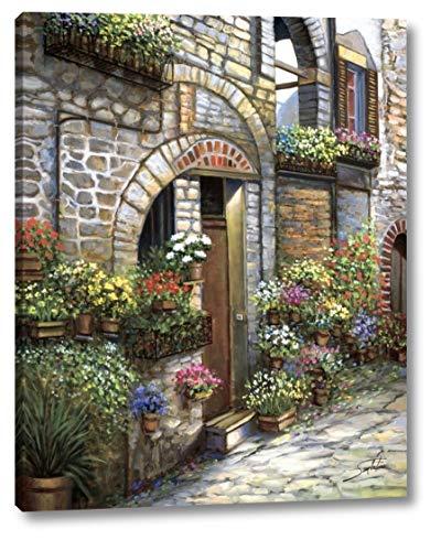 (Flower Pots at Spello by Sambataro - 22