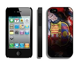 Amazing Case for Iphone 4s Barcelona 8 Best Soccer Designer Iphone 4 Cover Mobile Phone Accessories
