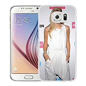 Unique Designed Cover Case For Samsung Galaxy S6 With Gigi Hadid Girl Mobile Wallpaper(188) Phone Case