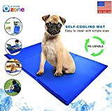 superb Pet Self-Cooling Mat, Non-Toxic, Water Proof (20' x 35')