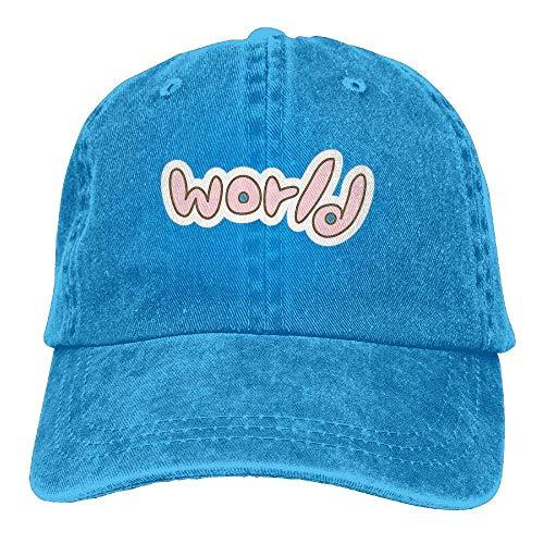 Sport Hat Cowboy for Cap Denim Men Skull Women Design Cowgirl World Hats qwBHqpZ