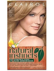 Clairol Natural Instincts Semi-Permanent Hair Color...