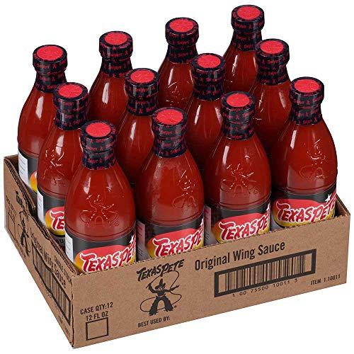 (Texas Pete Buffalo Chicken Wing Sauce, 12 Fluid Ounce -- 12 per case.)