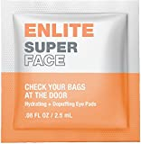 Cleansing Liver Drink - Enlite Super Face CHECK YOUR BAGS AT THE DOOR Hydrating + Depuffing Eye Pads, 4CT No Parabens, No Sulfates, No Animal Testing