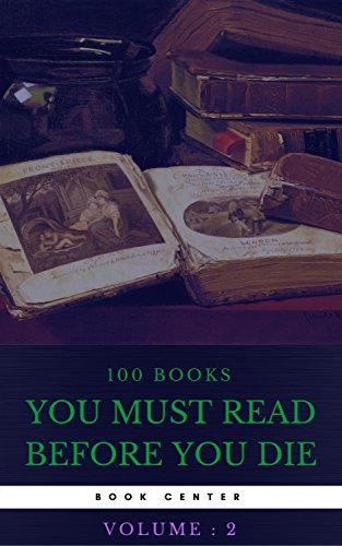 100 Books You Must Read Before You Die [volume 2] (Book Center) (English Edition)