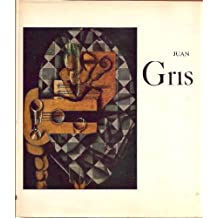 Juan Gris (The Museum of Modern Art publication in reprint) by James T. Soby (1958-06-23)