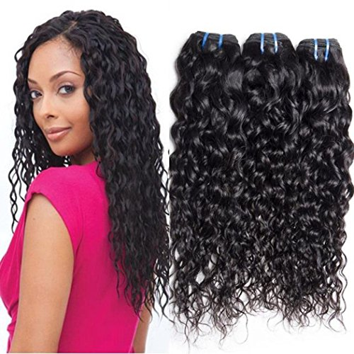wet and wavy hair bundles - 5