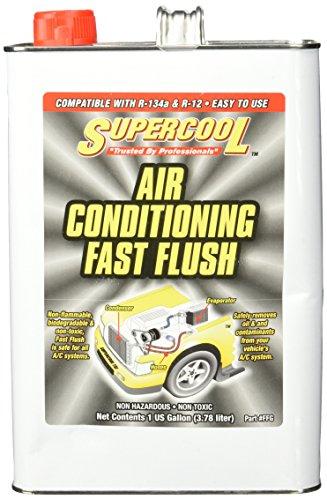 TSI Supercool FFG High Temp A/C Flush, 1 Gallon (Flash Point Greater Than 250 ()