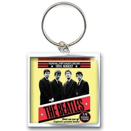 Llavero Beatles Motivo: Port Sunlight: Amazon.es: Equipaje