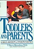 Toddlers and Parents, T. Berry Brazelton, 0385290349