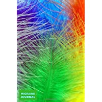 Migraine Journal: Headache Pain Daily Log Book, Tracking Monitoring & Management Diary Form For Mild To Chronic Head Symptoms, Record Causes, Severity Location, Duration, Triggers Relief Measures and Treatment Portable 6x9 Paperback