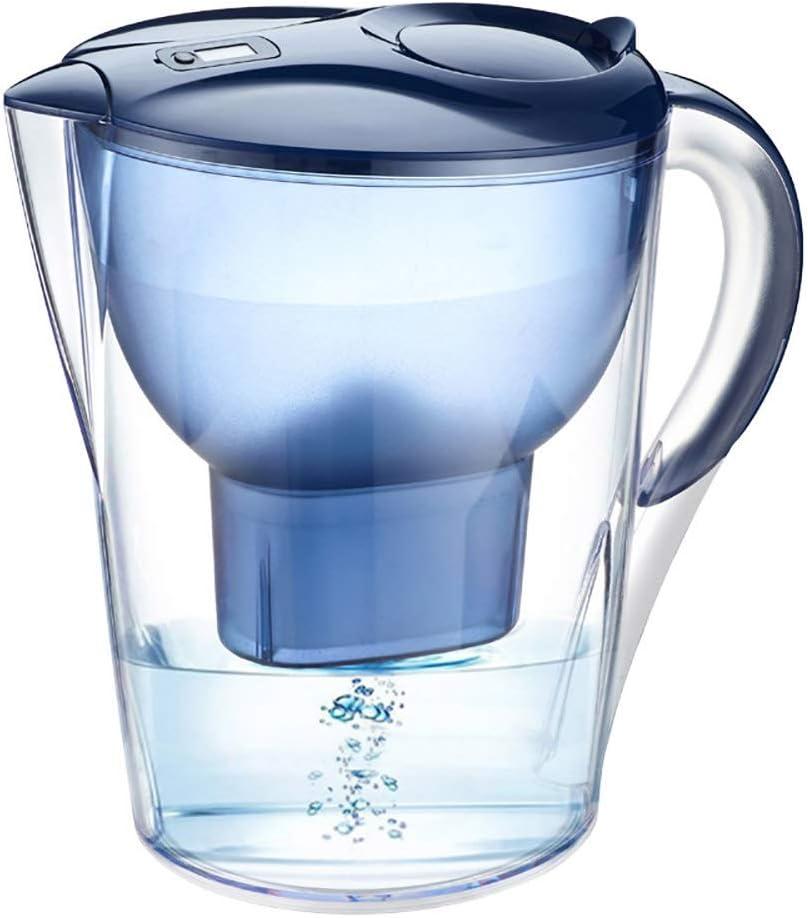 KDAQO Filtro de Agua fría Caldera, carbón Activado Limpiar la Caldera, Transparente Filtro de Agua Ayuda a Reducir la Cal y Cloro