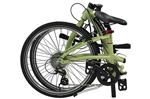 2017 Dahon Briza D8 - Bicicleta plegable con ruedas de 24
