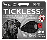 SONICGUARD TICKLESS PET Ultrasonic tick and flea repeller for pets