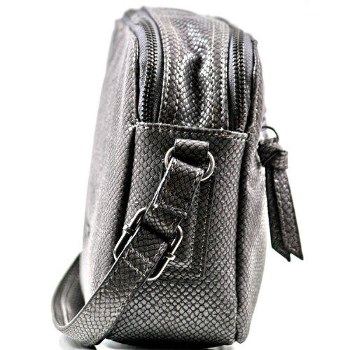PICARD - Tasche 2682, Gecko Onyx