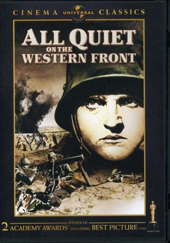 All Quiet on the Western Front Louis Wolheim George Abbott Lew Ayres John Wray