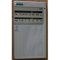 SONY FM / AM radio pocketable ICF-R46