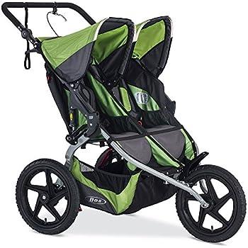 Amazon Com Bebelove Usa Triple Jogging Stroller Pink Baby