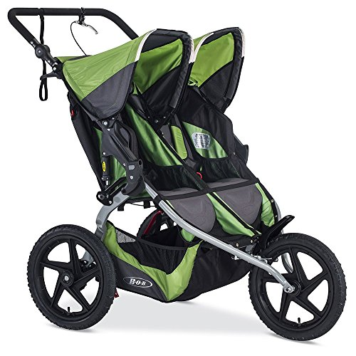 BOB 2016 Sport Utility Duallie Jogging Stroller, Meadow by BOB
