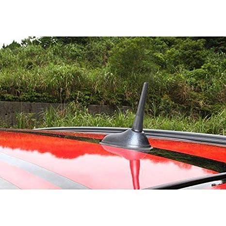 Cara 7 Radio Car Antenna Black Stubby Short Antenna Mast AM FM Antenna Aerial for Honda Toyota RAV4 Nissan 350z Suzuki Aerio Swift Lexus IS300 RX3