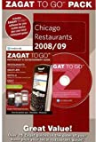 2008/09 Chicago ZAGAT to Go Pack, Zagat Survey, 1570069883