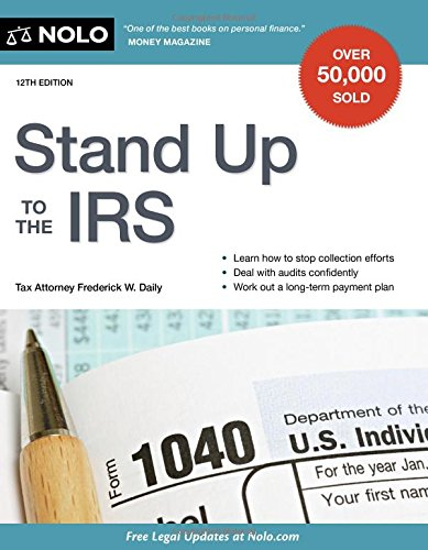 Stand IRS Frederick Daily Attorney product image