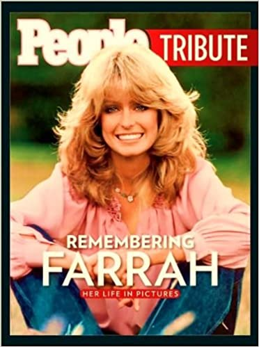 People Tribute Remembering Farrah Fawcett Her Life in Pictures Magazine   People Books  9781435121928  Amazon.com  Books 0ca5b8d4395d