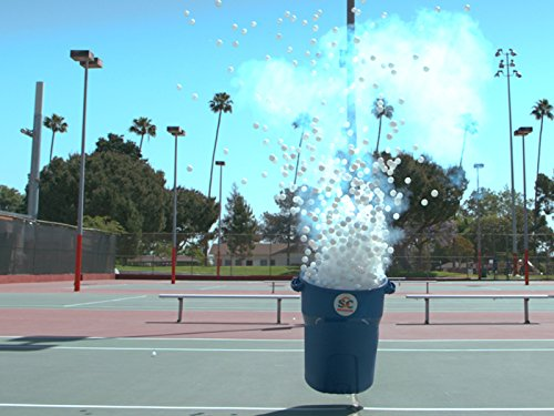 1,500 Ping Pong Ball Explosion
