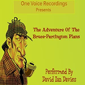 The Adventure of the Bruce-Partington Plans Audiobook