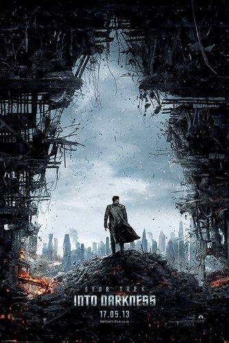Star Trek: Into Darkness - Movie Poster (Teaser) (Size: 24