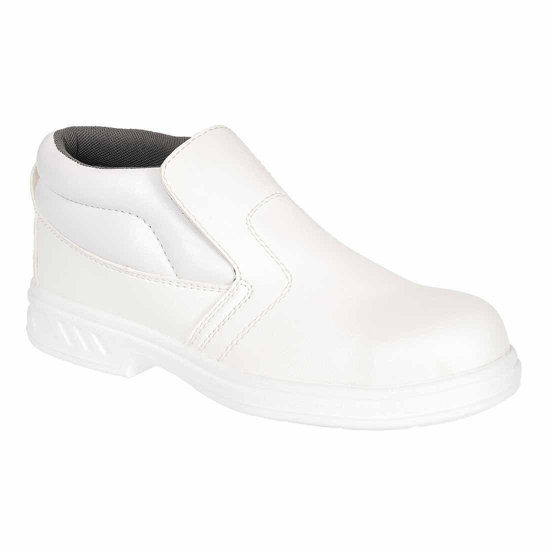 talla 34 color Blanco Portwest FW83 Slip-On de seguridad 34//1 S2