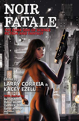 Book cover from Noir Fatale by Robert Buettner