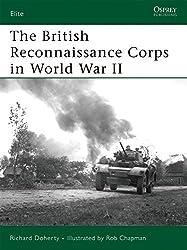 The British Reconnaissance Corps in World War II (Elite)