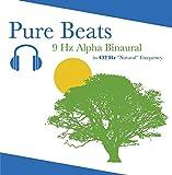 Pure Beats - 432 Hz Pure Binaural Beat 9 Hz Alpha - Detachment from Stress - 1 Hour
